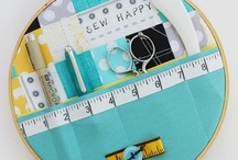 sew creative / by Tracy Ober