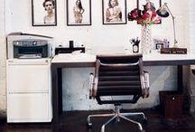 Office life / by Morgan Lindsay