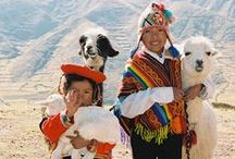 Peru Adventures / Exploring Peru / by ROW Adventures