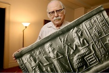 The 12TH Planet / The bible was written from ancient Sumerian texts  deciphered by archeologist  Zechariah Sitchin. He was a master of Middle Eastern languages- Sumerian, Hebrew, Aramaic. His translations reveal the origin of humanity, the great flood and the source of our culture. No person will view the world the same way after exposure to this information.  / by SABINA RUTH