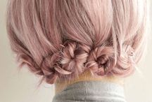 Style: Hair / by Mona Pennypacker