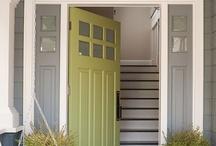Doors / by Sarah Vidulich