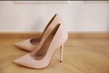 """Step into my Shoes / """"Give a girl the right shoes, and she can conquer the world."""" ― Marilyn Monroe"""
