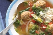 Food - Soups and Stews / by Sandy Hoover