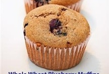 recipes-bread-quick sweet and savory, muffins / by Marla Judy