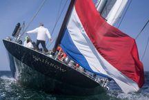 Sailing / The joy of sailing... / by Cezary