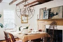 To Nest - Dining Rooms / by Inheriting Style