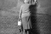 Street Art / Frescos and murals / by Cezary