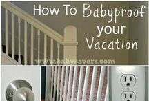 Babyproofing / by Sandy Hoover