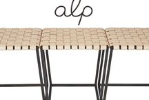 alp / products designed by alp
