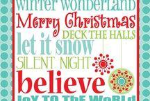 Christmas / by Lyndsay Goody
