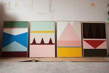 art + design / by Lisa Rupp