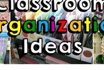 Classroom Ideas / by Tammy Davis