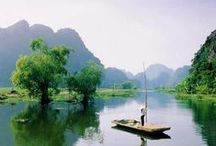 Vietnam / Spent a month in #Vietnam particularly loved #Hanoi and #HoiAn  / by Sydney Expert