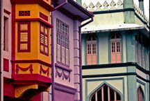 Singapore / Travel tips for visiting #Singapore  - lots of foodie stuff