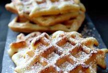 ☆ Yummy ☆ / recipes - cakes and sweets - sucré/salé - food inspiration- veggie and vegan - recettes végétariennes