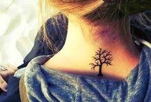 Tattoos / by Kristine Rutledge