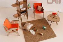cardboard & paper / by Marina Zlochin
