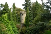 Castles, Turrets & Towers.