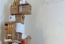 ☆ Doll House ☆ / maison de poupées - dollhouses - mini monde - play house