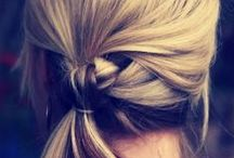 ☆ Hair style ☆ / cheveux - tutorial and DIY - coiffures
