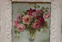 Art ~  Florals