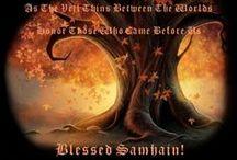 Samhain & Mabon