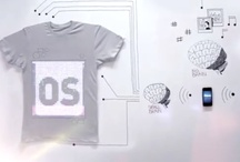 tshirtOS: the future of fashion gets closer! / The world's first wearable, sharable, programmable t-shirt is the latest invention from CuteCircuit in collaboration with Ballantine's. It's time to express yourself and leave an impression!  Keep an eye on CuteCircuit's website, more news to come!!!