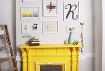 Accents + Accessories / Random Furnishings, Accents and baubles for the home! / by Julia Parker