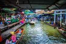 Thailand / Ideas for holidaying in #Thailand / by Sydney Expert