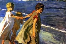 Joaquin Sorolla / All the mistakes committed by great artists are due to their having separated themselves from truth, believing that their imagination is stronger.... Sorolla