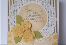 Non-Stampin' Up Cards