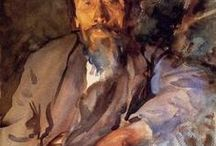 John Singer Sargent / Sketch everything and keep your curiosity fresh. John Singer Sargent