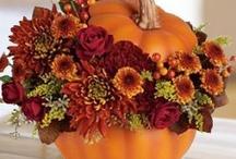 Autumn ~ Flowers & Decoration