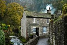 England ~ The North / Northumberland, Cumbria & The Lake District, Yorkshire and Lancashire.