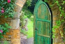 Garden ~ Gates & Arches