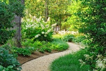Garden ~ Steps and Pathways
