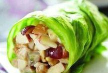 Lettuce Wraps/Tacos / Paleo Lettuce Wraps & Tacos