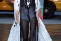 NY Fashion Week SS 2014