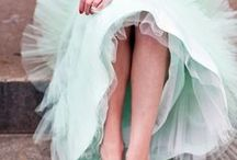 Tulle skirt combinations