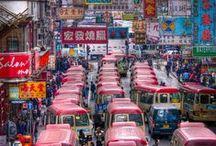 Hong Kong / #hongkong / by Sydney Expert
