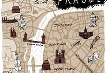 Prague / A week in #Prague is just not enough  / by Sydney Expert
