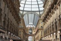 Italy - Milan / Milan is more than Fashion Week.  It's a great city to spend a few days with plenty of fantastic food, great museum and pretty parks.