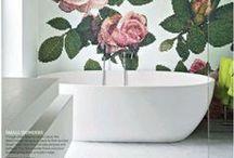 interiors | bath / by Kendra Stephenson