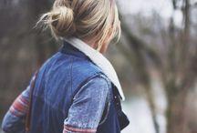 style | hair / by Kendra Stephenson