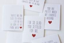 holidays | valentine's / by Kendra Stephenson