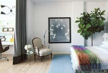interiors | bedroom / by Kendra Stephenson