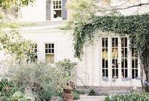 exterior + backyard / by Kendra Stephenson