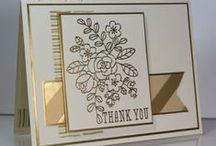 Cards | Thank You / by Gail Peters