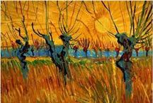 Vincent Van Gogh / One can speak poetry just by arranging colors well. Vincent Van Gogh